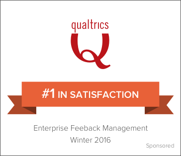 Qualtrics   efm satisfaction