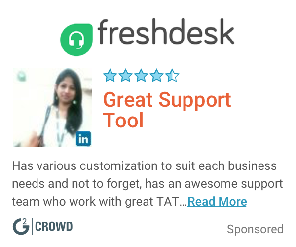 Freshdesk  review  live chat  2x