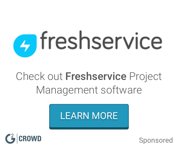 Freshservice logo  proj management  2x
