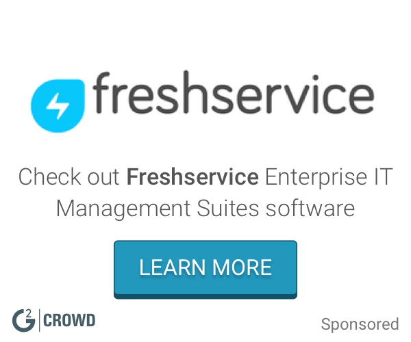 Freshservice logo  enterprise it suites  2x