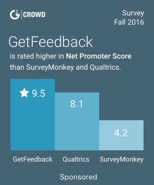 Getfeedback survey  vs 2  2x