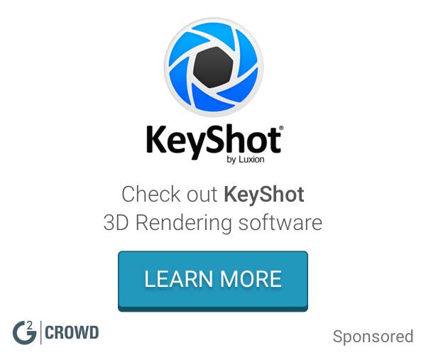 Keyshot logo  3d rendering  2x